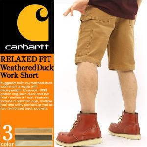 カーハート/Carhartt/ハーフパンツ/メンズ/大きいサイズ/ジーンズ/デニム/ペインターパンツ|f-box