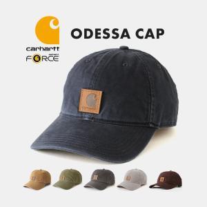 カーハート キャップ メンズ レディース 100289 USAモデル|ブランド Carhartt|帽子 サイズ調整可能|ODESSA CAP|f-box