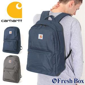 カーハート バッグ リュック A4 メンズ レディース 100301B USAモデル|ブランド Carhartt|リュックサック 撥水|f-box