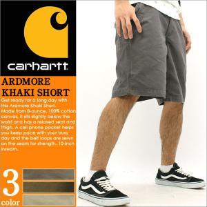 カーハート (Carhartt) ハーフパンツ メンズ ペインターパンツ ジーンズ メンズ デニム ショートパンツ アメカジ 大きいサイズ|f-box