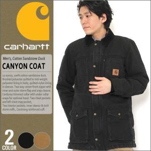 カーハート ジャケット メンズ キャニオンコート 大きいサイズ 101683 USAモデル│ブランド ワークジャケット カバーオール 防寒|f-box