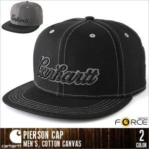 カーハート (Carhartt) キャップ メンズ スナップバック キャップ 帽子 メンズ 大きい スナップバックキャップ|f-box