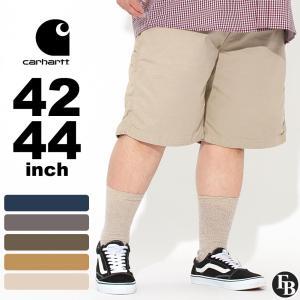 [ビッグサイズ] カーハート ハーフパンツ メンズ 大きいサイズ 102514 USAモデル|ブランド Carhartt|ショートパンツ 作業着 作業服 アメカジ|f-box