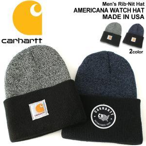 カーハート Carhartt ニットキャップ メンズ ニット帽 ブランド 帽子 キャップ メンズ アメカジ|f-box