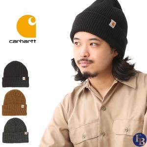 カーハート 帽子 ニット帽 保温 防寒 ウッドサイド メンズ レディース 103265 USAモデル│ブランド Carhartt|3Mシンサレート THINSULATE|f-box