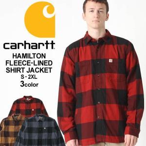 カーハート シャツジャケット チェック柄 メンズ 大きいサイズ 103315 USAモデル│ブランド Carhartt|f-box