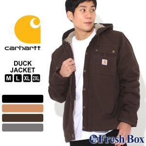 Carhartt カーハート ジャケット メンズ ブランド 秋冬 ダックジャケット 大きいサイズ (USAモデル)|f-box