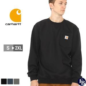 カーハート トレーナー ポケット付き メンズ 大きいサイズ 103852 USAモデル|ブランド Carhartt|f-box