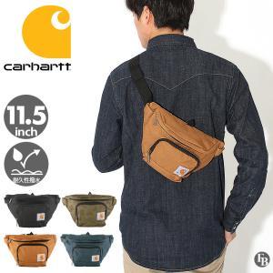 Carhartt カーハート ウエストポーチ 作業用 ウエストバッグ メンズ ブランド 撥水加工 [carhartt-150701] (USAモデル) f-box