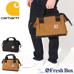 カーハート バッグ 工具バッグ 撥水 160101B USAモデル ブランド Carhartt ツールバッグ f-box