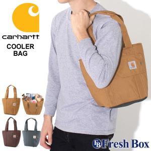 カーハート バッグ ランチバッグ 肩掛け 撥水 502000B USAモデル ブランド Carhartt 保冷バッグ クーラーバッグ トートバッグ f-box