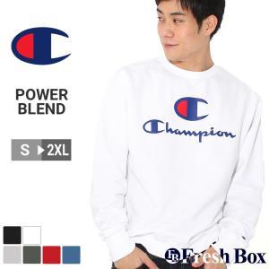 Champion チャンピオン トレーナー 裏起毛 メンズ ブランド スウェット 大きいサイズ 9オンス (USAモデル)|f-box