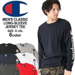 Champion Men's Classic Jersey Long-Sleeve Tee 1919...