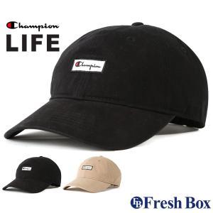 Champion チャンピオン キャップ メンズ アメカジ ブランド ローキャップ 帽子 [Champion Life US企画] (h07874) f-box