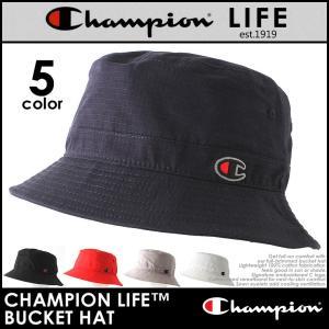 チャンピオン Champion ハット メンズ 大きいサイズ キャップ 帽子 ハット 帽 バケットハット リップストップ チャンピオン 帽子 champion キャップ|f-box