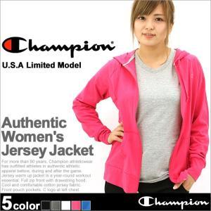 チャンピオン パーカー ジップアップ 薄手 レディース 大きいサイズ USAモデル|ブランド スウェット ロゴ アメカジ|f-box