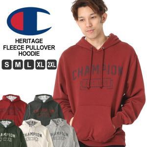 チャンピオン パーカー プルオーバー メンズ 大きいサイズ USAモデル|ブランド スウェット ロゴ アメカジ 裏起毛|f-box