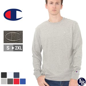 チャンピオン Tシャツ 長袖 メンズ 大きいサイズ USAモデル|ブランド ロンT 長袖Tシャツ Tシャツ アメカジ|f-box