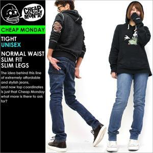 CHEAP MONDAY/チープマンデー/スキニー/ジーンズ/メンズ/レディース/ユニセックス (cheapmonday 0101678-0101774)|f-box