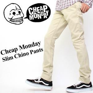 チープマンデー CHEAP MONDAY チノパン メンズ ブランド チノパン ベージュ チノパン ブランド (cheapmonday 0200429) f-box