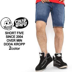 チープマンデー ハーフパンツ デニム メンズ|大きいサイズ USAモデル ブランド CHEAP MONDAY|ショートパンツ|f-box