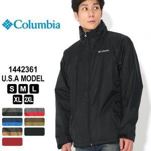 Columbia コロンビア ジャケット フード付き 1442361 ブランド アウター レインウェア 防寒 防水 軽量|f-box