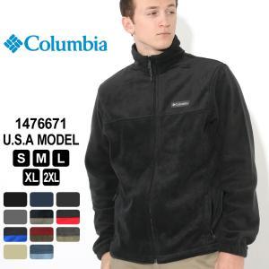 Columbia コロンビア ジャケット フリース フルジップ 1476671 ブランド アウター 防寒|f-box