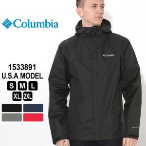 コロンビア マウンテンパーカー 1533891 ブランド Columbia アウター レインウェア 防水 透湿 オムニテック f-box