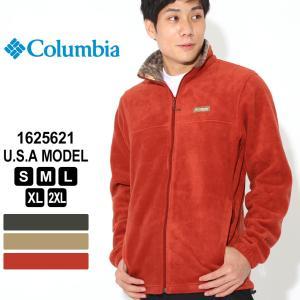 Columbia コロンビア ジャケット フリース フルジップ 1625621 ブランド アウター 防寒|f-box