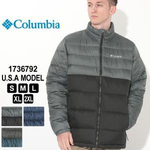 コロンビア ジャケット 中綿 1736792 ブランド Columbia アウター 防寒 耐水 軽量 ダウンインサレーション f-box