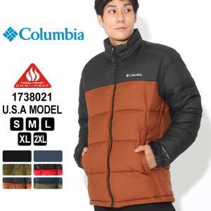 Columbia コロンビア ジャケット 中綿 1738021 ブランド アウター 防寒 耐水 軽量 オムニヒート f-box