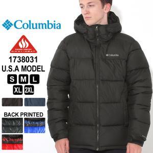 コロンビア ジャケット 中綿 フード付き 1738031 ブランド Columbia アウター 防寒 耐水 軽量 オムニヒート f-box