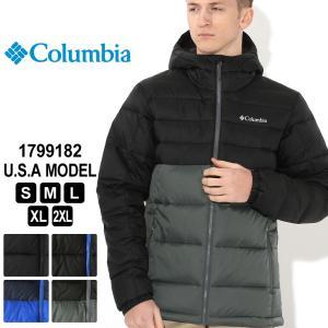 コロンビア ジャケット 中綿 フード付き 1799182 ブランド Columbia アウター 防寒 耐水 f-box