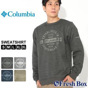 Columbia コロンビア トレーナー メンズ ブランド 裏起毛 スウェット 大きいサイズ (USAモデル)|f-box