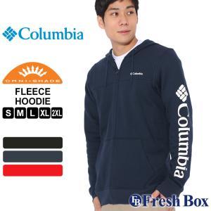 Columbia コロンビア パーカー メンズ ブランド スウェット 大きいサイズ ジップアップパーカー 裏起毛 秋冬 (USAモデル)|f-box