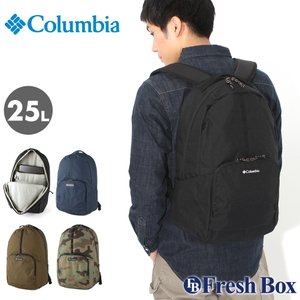Columbia コロンビア バックパック 25L リュック メンズ リュックサック ブランド アウトドア キャンプ (columbia-1890711) f-box