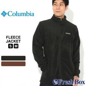 Columbia コロンビア フリース ジャケット メンズ ジップアップ アウター 秋冬 防寒 アウトドア キャンプ (USAモデル) f-box