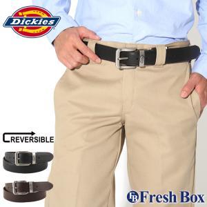 Dickies ディッキーズ ベルト メンズ 本革 ブランド カジュアル 大きいサイズ [dickies-11di020z01] (USAモデル)|f-box