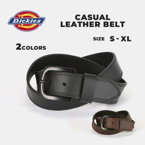 ディッキーズ Dickies ベルト メンズ 本革 ベルト メンズ ブランド カジュアル ベルト メンズ 革 レザーベルト バックルベルト 大きいサイズ|f-box