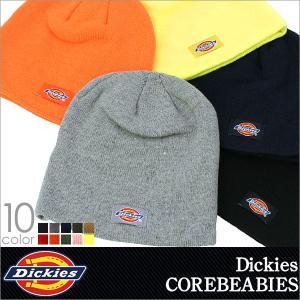 ディッキーズ ニット帽 ビーニー メンズ レディース 145348|USAモデル Dickies|ニットキャップ 帽子|f-box