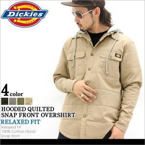 Dickies ディッキーズ ジャケット メンズ 秋冬 キルティングジャケット 大きいサイズ アメカジ ブランド アウター ブルゾン|f-box