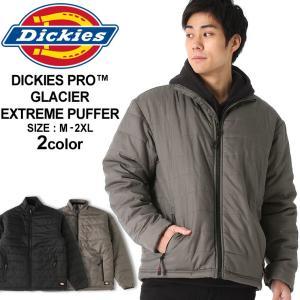 ディッキーズ 中綿ジャケット 撥水 防寒 BJJ03 メンズ ナイロンジャケット 大きいサイズ USAモデル Dickies ワークジャケット 防寒 アウター f-box