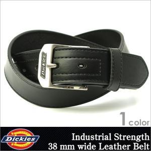 ディッキーズ ベルト メンズ 本革 レザー D102M1|大きいサイズ USAモデル Dickies|カジュアル ロング|f-box