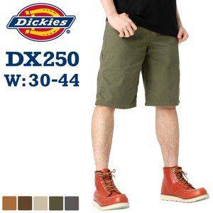 "Dickies 11""INSEAM DUCK CARPENTER SHORT 1922年にテキサス州..."