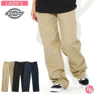 ディッキーズガール ワークパンツ レディース FP774|USAモデル Dickies Girl|ディッキーズ パンツ チノパン 大きいサイズ 小さいサイズ|f-box