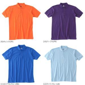 ディッキーズ (Dickies) ポロシャツ ...の詳細画像4