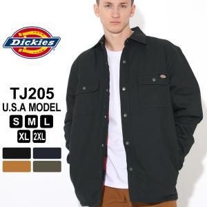 ディッキーズ ジャケット キルトライニング TJ205 メンズ|大きいサイズ USAモデル Dickies (clearance)|f-box