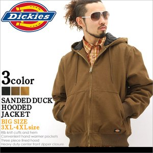 BIGサイズ 3XL-4XL │ ディッキーズ Dickies ジャケット メンズ 大きいサイズ アウター ワークジャケット 防寒 アメカジ ブランド|f-box
