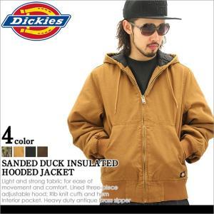 ディッキーズ Dickies ジャケット メンズ 大きいサイズ ディッキーズ アウター ブルゾン ダックジャケット ワークジャケット 防寒 アメカジ ブランド|f-box