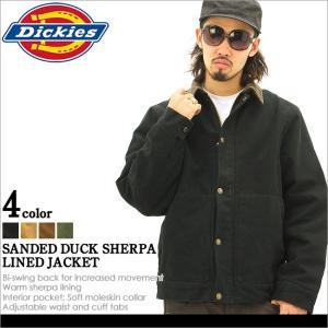ディッキーズ/Dickies/ディッキーズ ジャケット/ディッキーズ 防寒/ジャケット メンズ 秋冬/ワークジャケット/ダックジャケット/アウター/大きいサイズ/ブラック|f-box